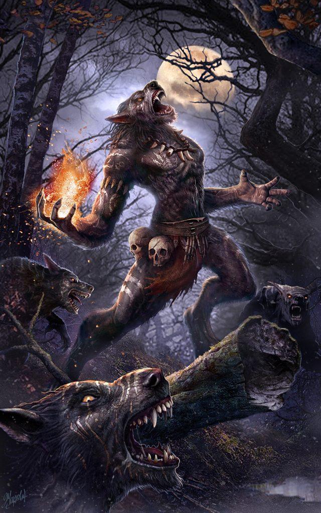 Shaman's Wolf Pack